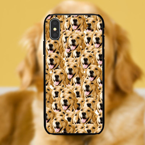 custom dog mash iphone case