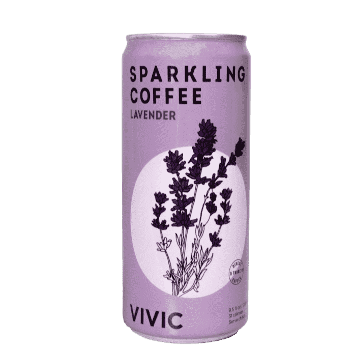 Lavender Sparkling Coffee, 6-pack
