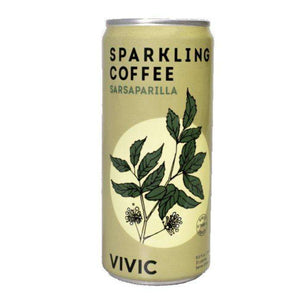 Sarsaparilla Sparkling Coffee, 6-pack