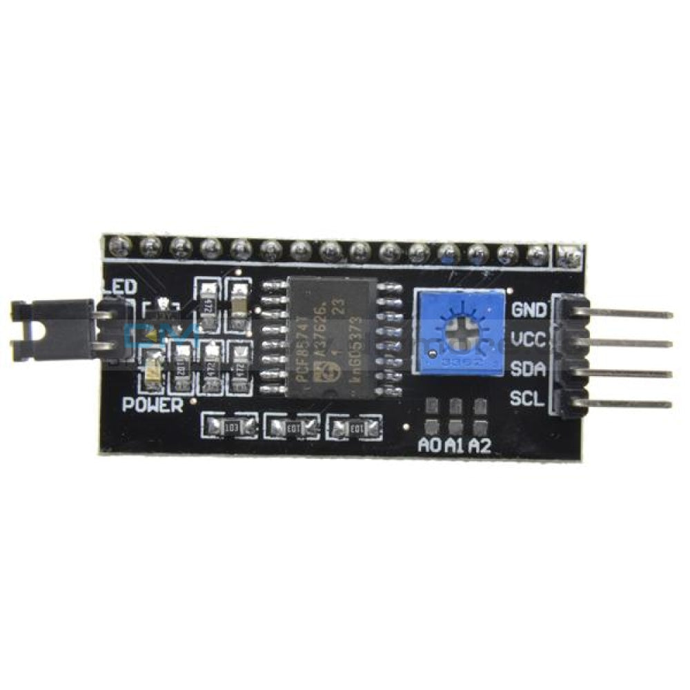 Iic/i2C/twi/spi Serial Interface Board Module Port For Arduino Uno R3 Lcd1602 2004 Display