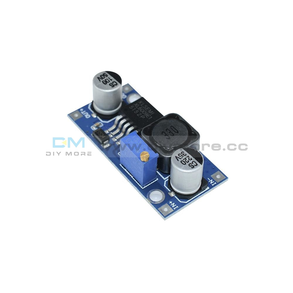Dc-Dc Xl6009 Adjustable Step-Up Module Boost Power Konverter Replace Lm2577 Uk Step Up