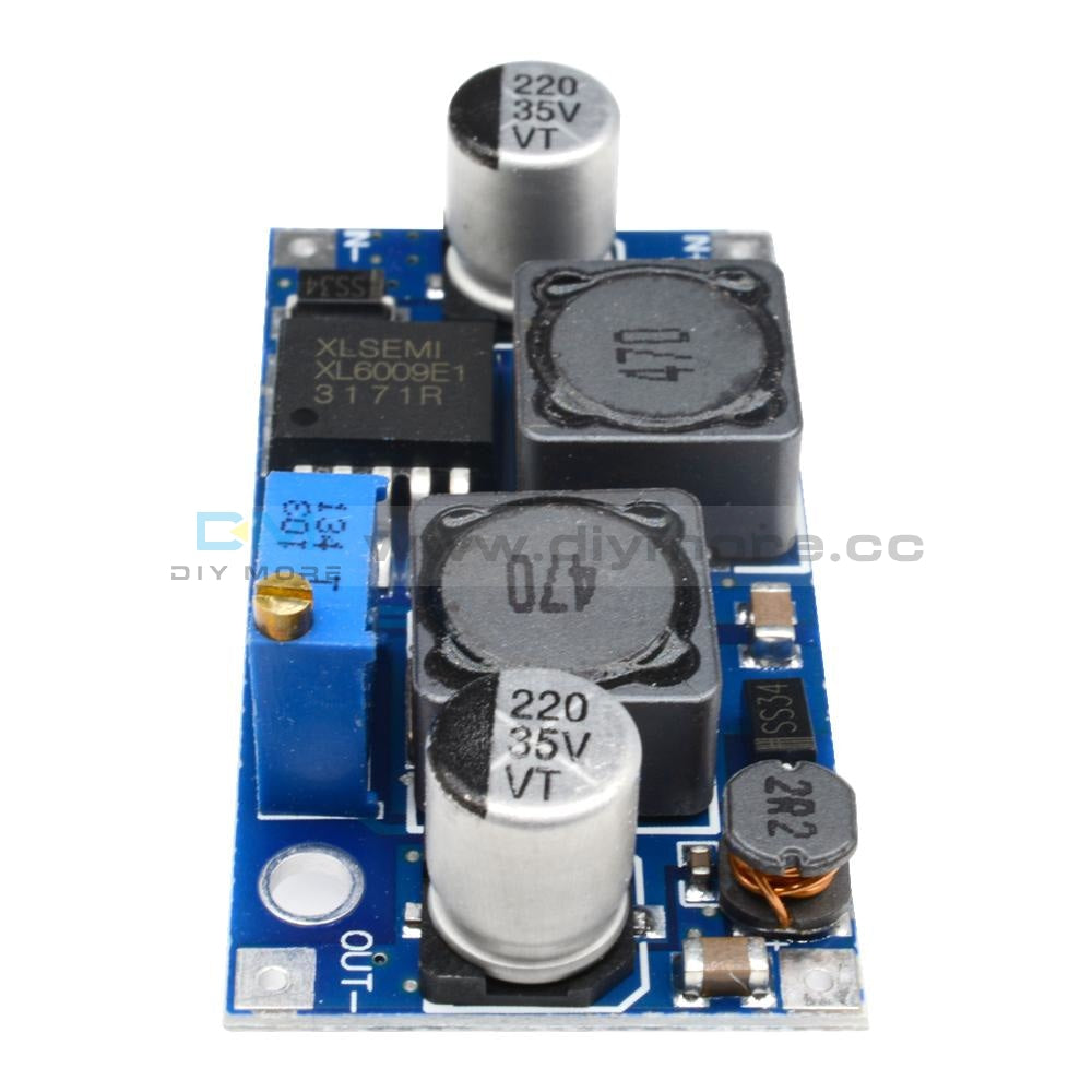 Dc-Dc Boost Buck Adjustable Step Down Up Converter Xl6009 Module Solar Voltage