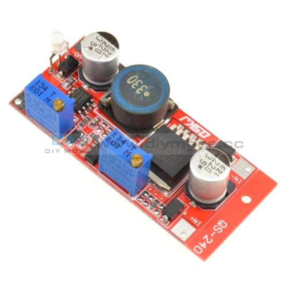 Dc Step Down Power Supply Module Lm2596 Constant Current Adjustable Voltage Board