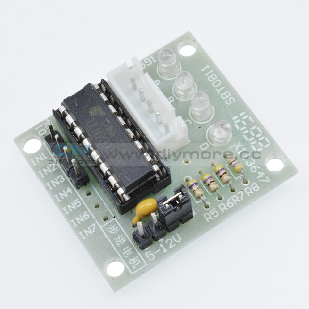Uln2003 Stepper Motor Driver Board For Arduino/avr/arm Module