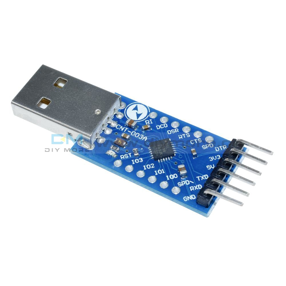 Usb 2.0 To Ttl Uart 6Pin Module Serial Converter Cp2104 Stc Prgmr Replace Cp2102 With 5Pin Dupont