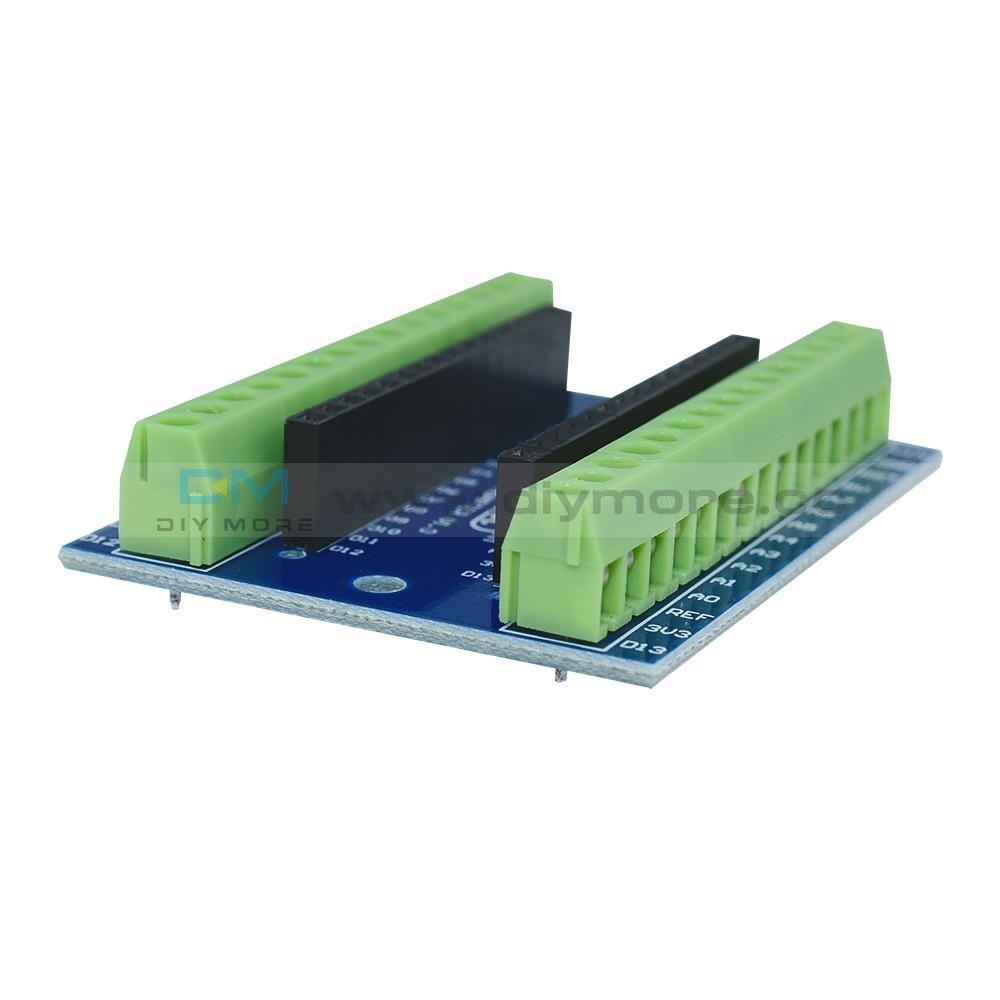 Nano V3.0 Avr Atmega328P Module Terminal Adapter Board For Arduino Uno R3 Drive Expansion Board
