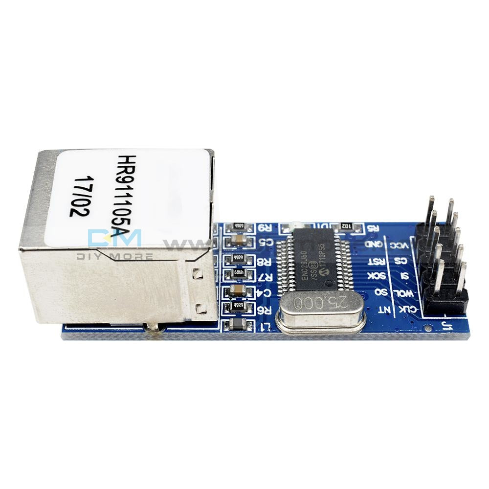 Mini Enc28J60 Ethernet Lan Network Module