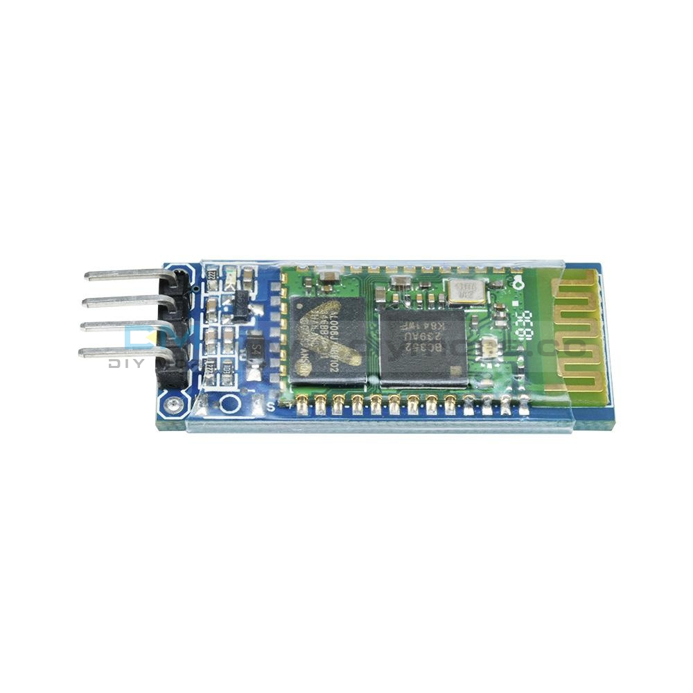 Hc-05 6 Pin Wireless Bluetooth Rf Transceiver Module Serial For Arduino Wifi
