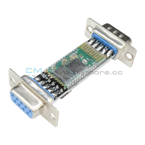 Arduino Db9 Rs232 Rf Wireless Bluetooth Module Hc-06 Slave Serial Port