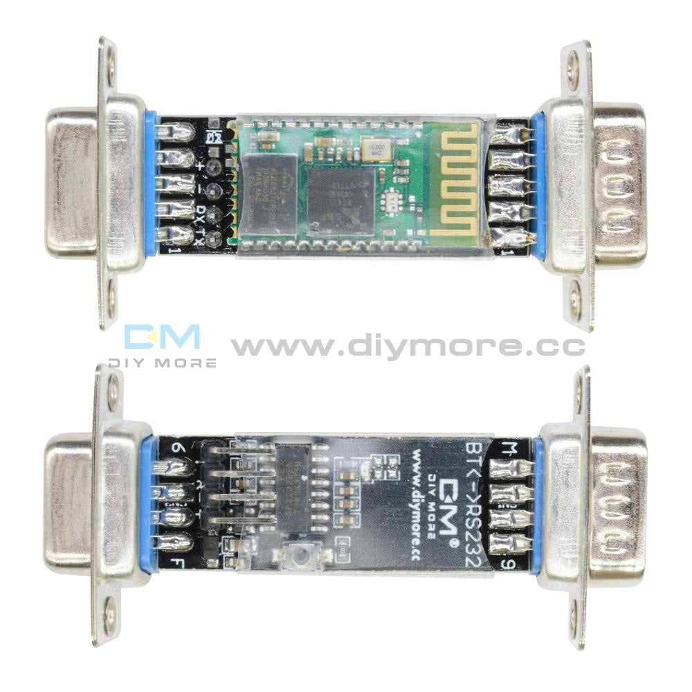 Spp-C Bluetooth Serial Adapter Module Replace For Hc-05 Hc-06 Slave At-05