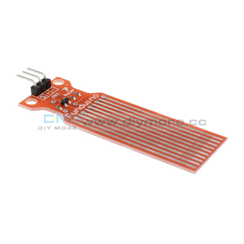 Rain Water Sensor Water Level Sensor Module Depth Of Detection For Arduino Converter