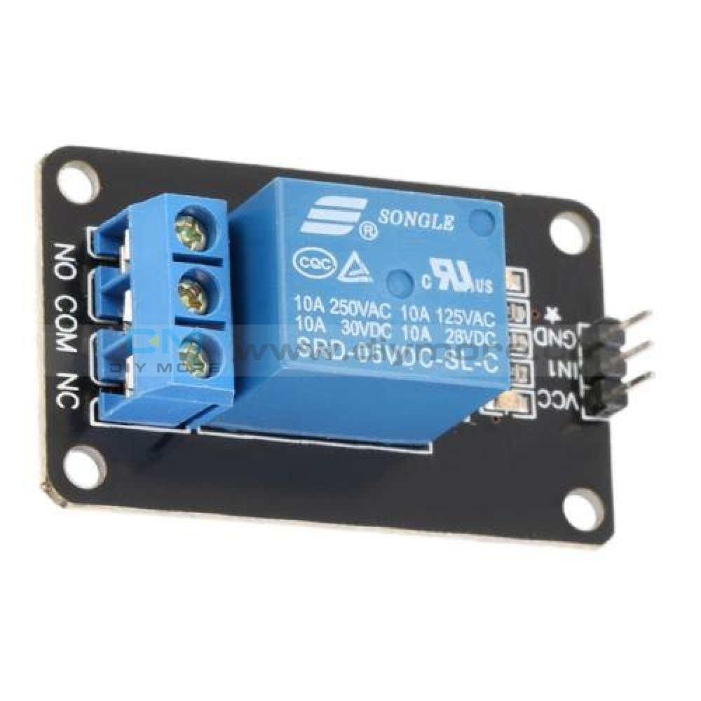 5V One 1 Channel Relay Module Board Shield For Pic Avr Dsp Arm Mcu Arduino 1-Channel Delay