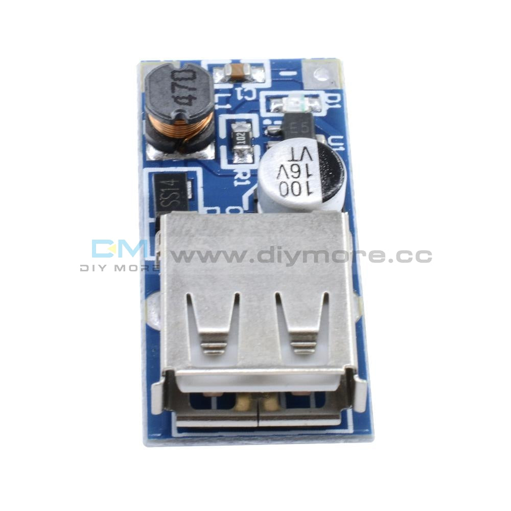Pfm Control Dc-Dc Usb 0.9V-5V To 5V Dc Boost Step-Up Power Supply Module Step Up
