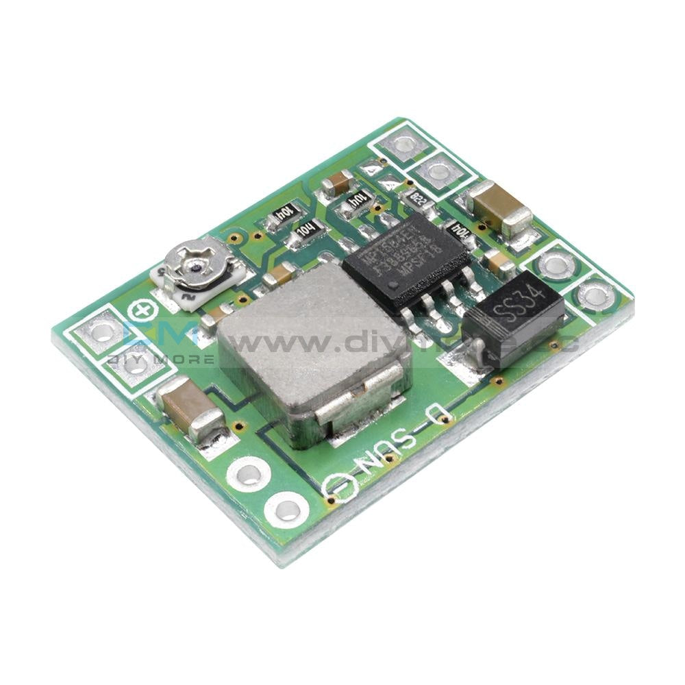 Dc-Dc 3A Converter Adjustable Power Supply Step Down Module Replace Lm2596S