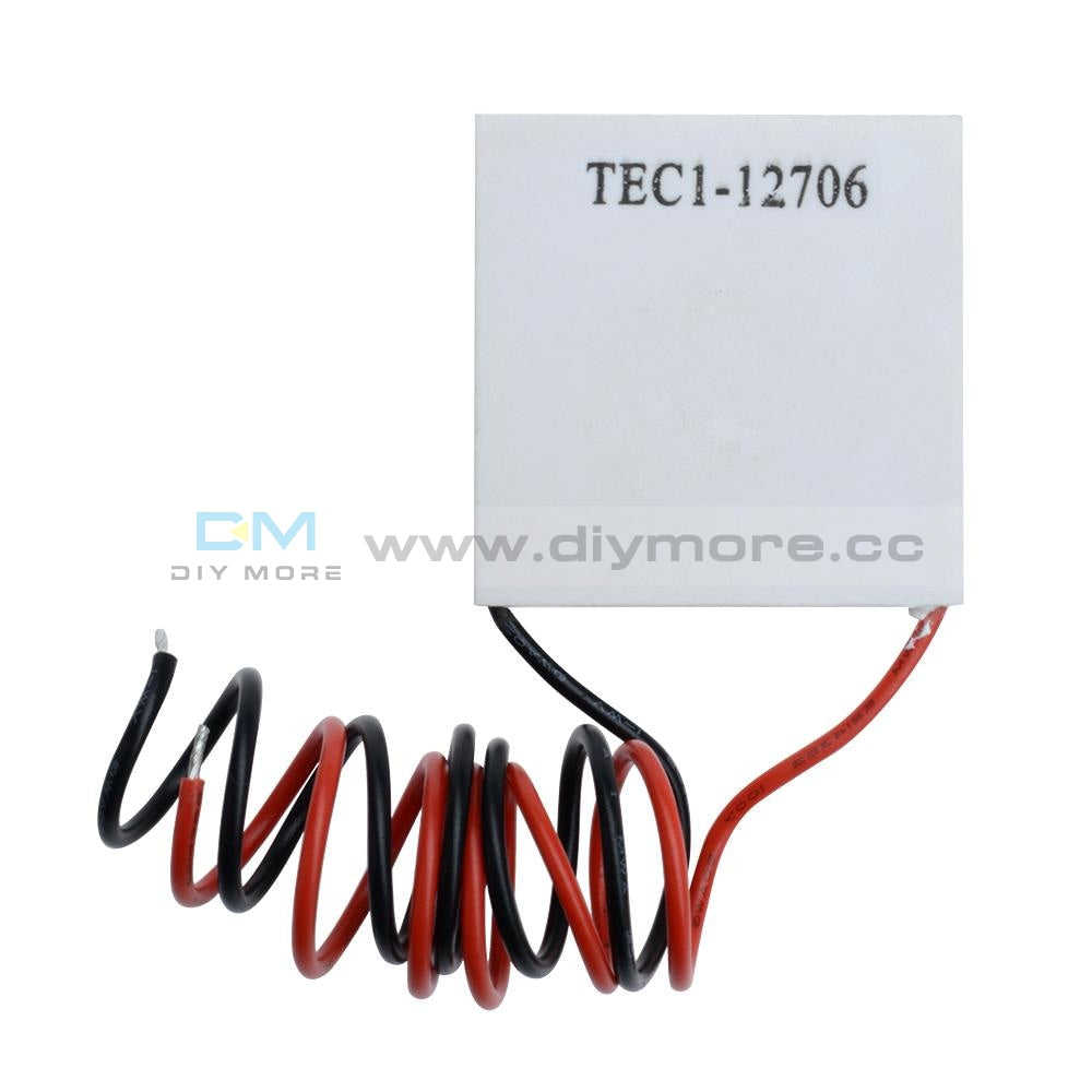 10Pcs Tec112706 Thermoelectric Cooler Peltier 12V Semiconductor Refrigeration Heatsink Plate Module