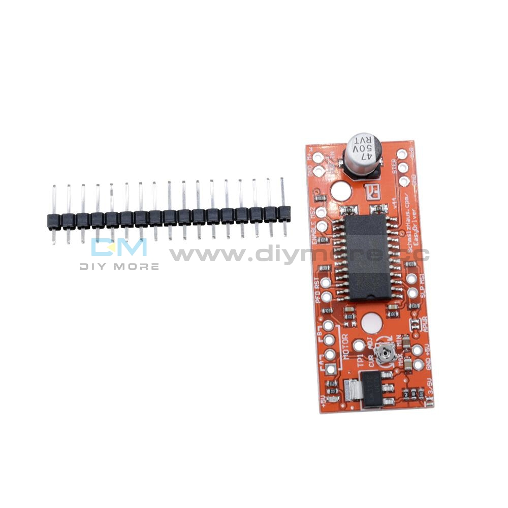 Easydriver Shield Stepping Stepper Motor Driver V44 A3967 For Arduino Module