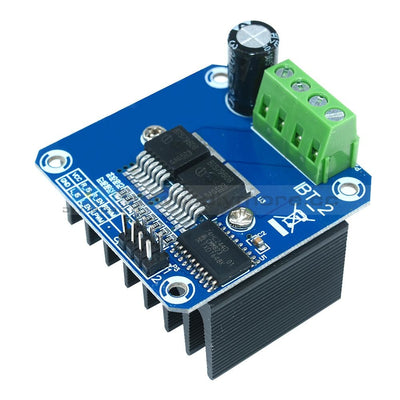 Dc 43A Double Bts7960B Stepper Motor Driver H-Bridge Pwm For Arduino Smart Car Module