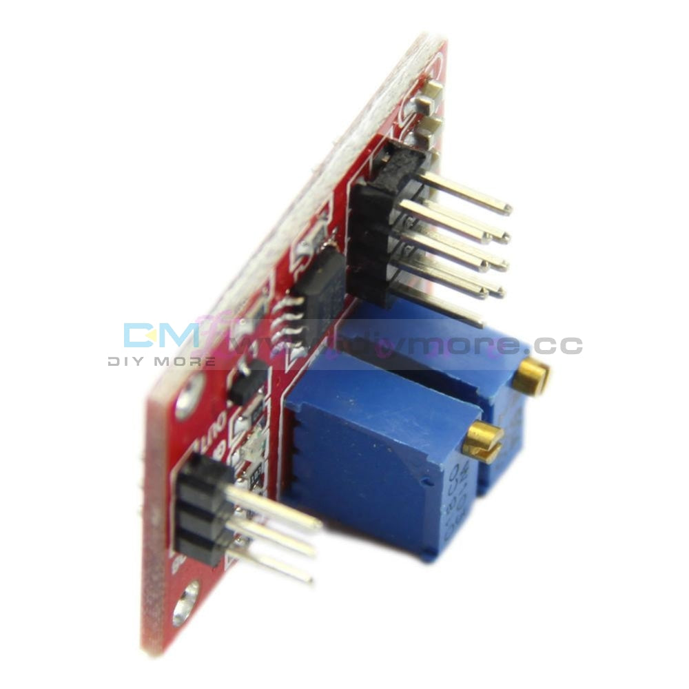 Ne555 Pulse Module Lm358 Duty Cycle Frequency Square Wave Signal Ultrasonic Sensor