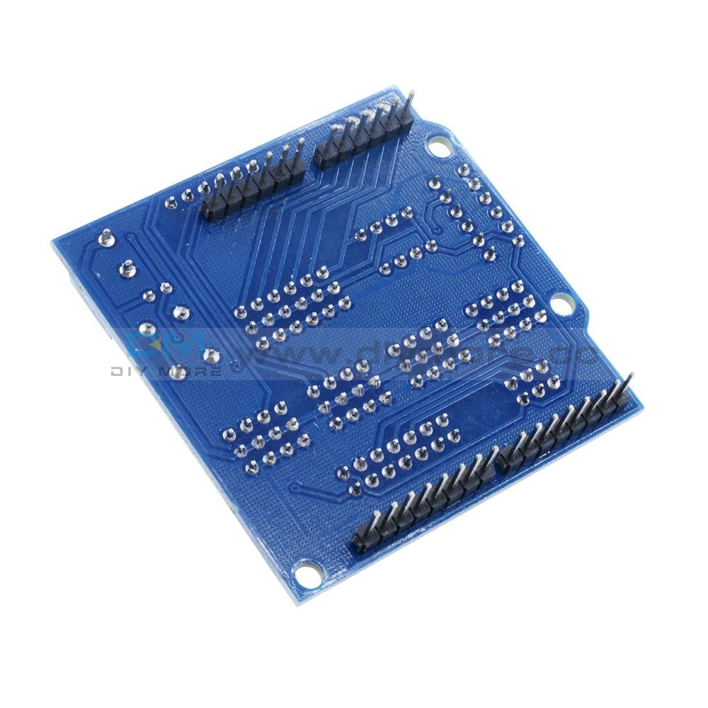 Sensor Shield V5.0 Bluetooth Digital Analog Module Servo Motor For Arduino Uno Mega Duemilanove