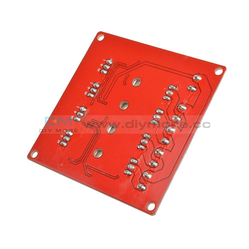 Four Channel 4 Route Mosfet Button Irf540 V2.0 Switch Module For Arduino 4-Channel Delay Relay