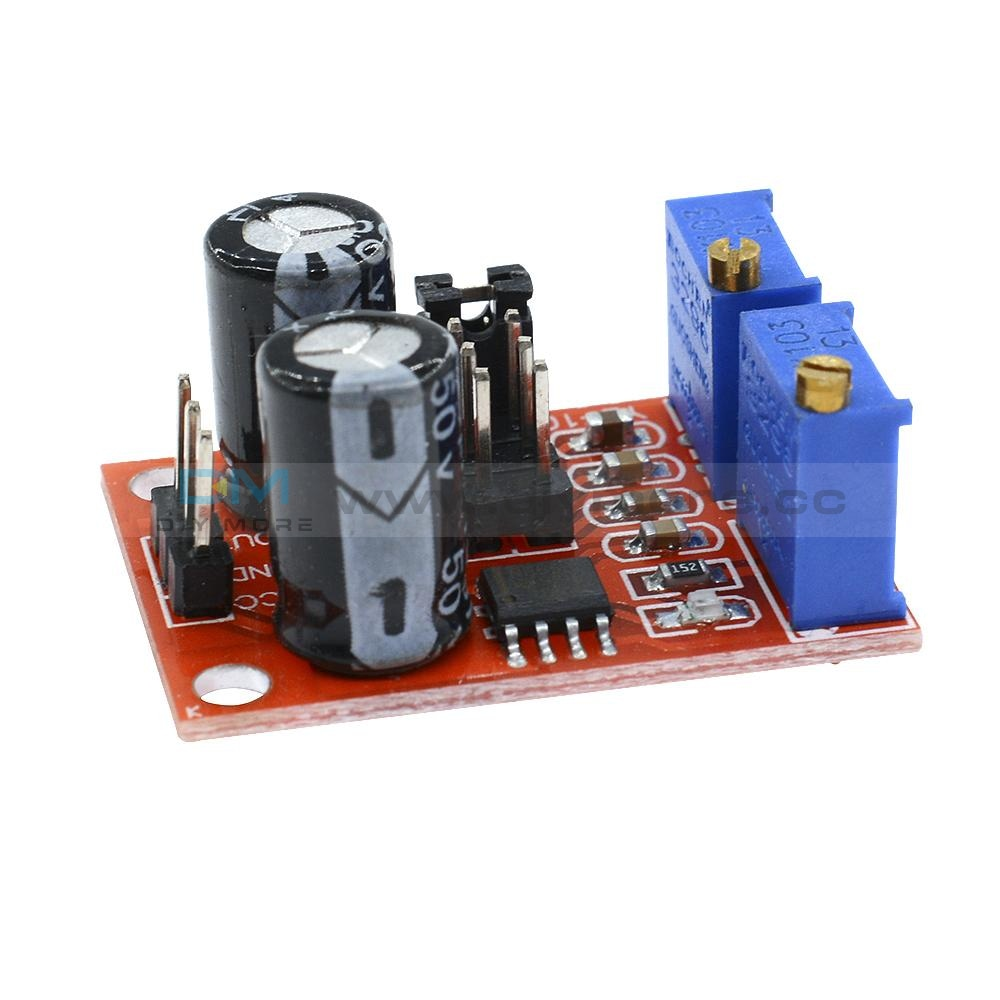 NE40 Frequency Wave Stepper Motor Driver Adjustable Module Duty Cycle  Square WC