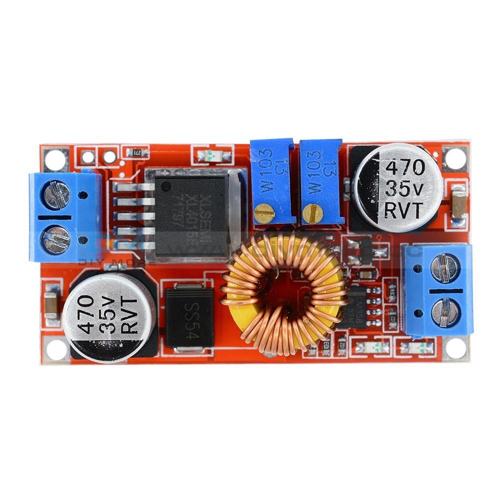 5A Dc To Cc Cv Lithium Battery Charging Board Led Drive Power Converter Step Down Module