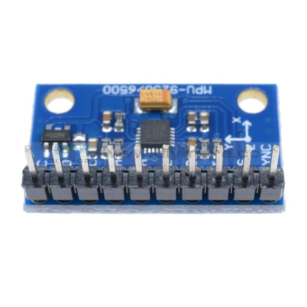 Mpu 9250 Spi/iic 9-Axis Attitude Module Gyro + Accelerator Magnetometer Function
