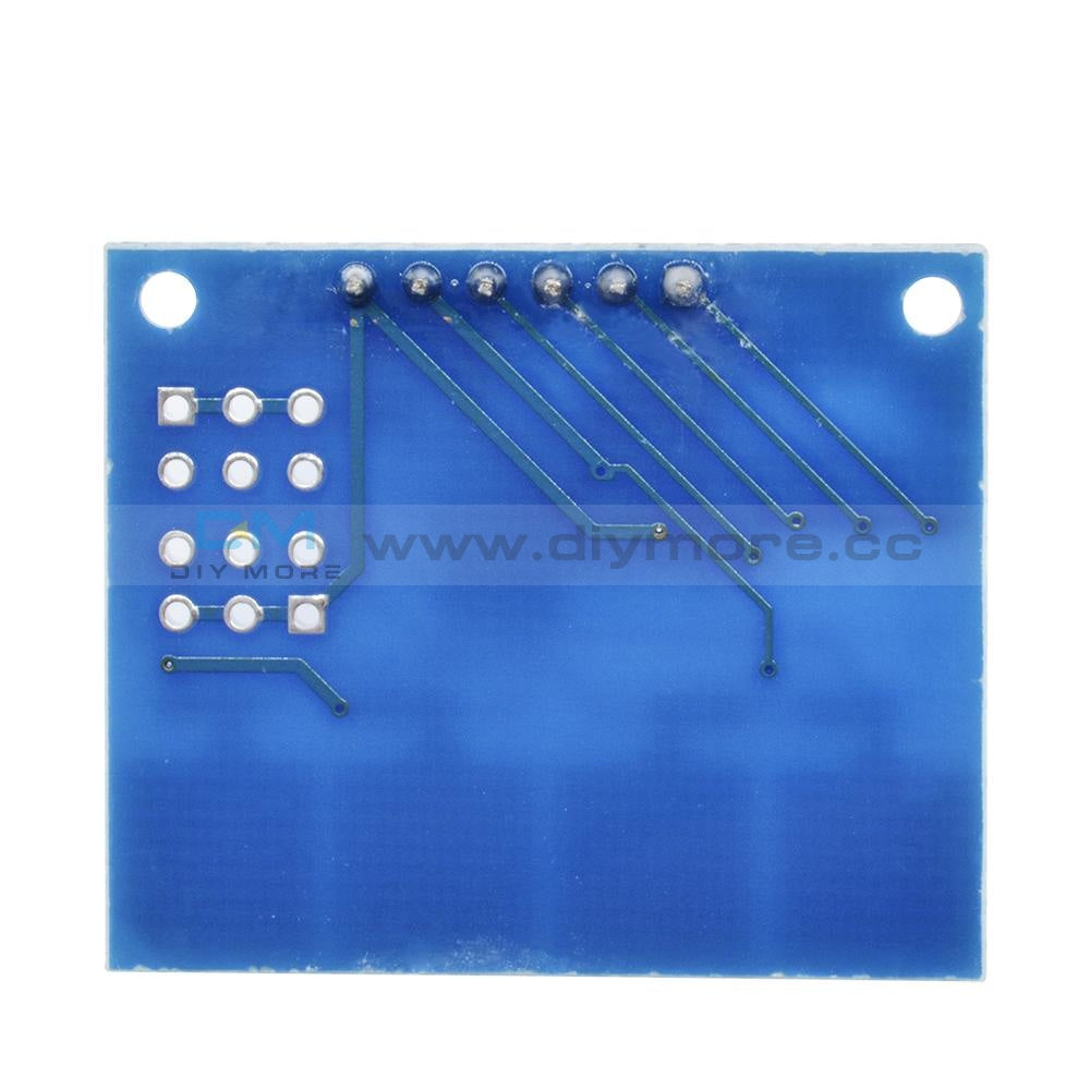 Ttp224 4-Channel Digital Capacitive Touch Switch Button 2.4V-5.5V Board Can Set Output Mode For