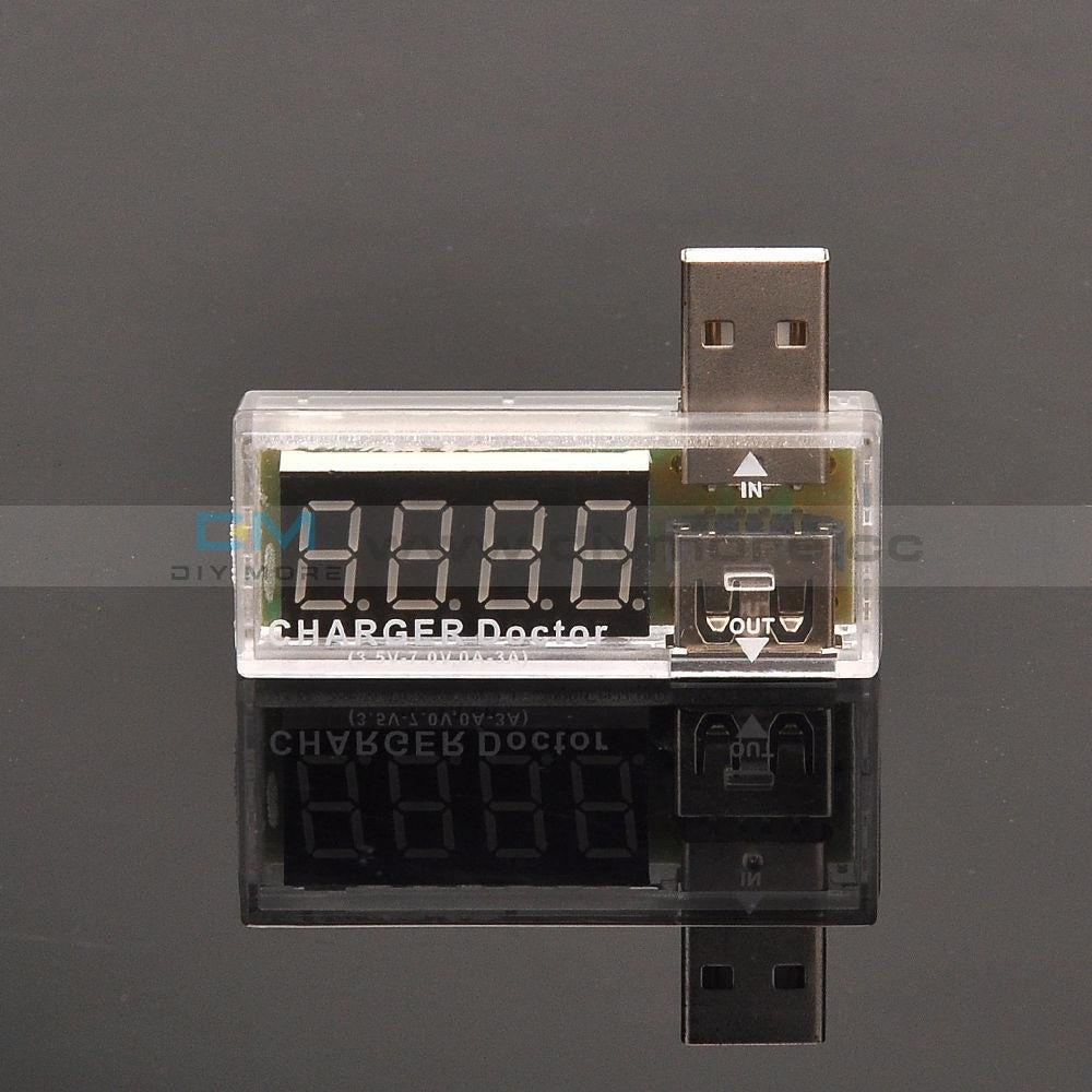 Usb Charger Doctor Voltage Current Meter Battery Tester Power Detector Testers