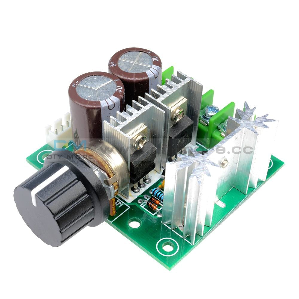 12V-40V 10A Pulse Width Modulation PWM DC Motor Speed Control Switch USA