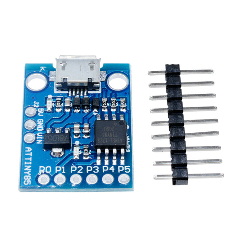 Digispark Kickstarter Attiny Attiny85 Development Board Micro USB for Arduino