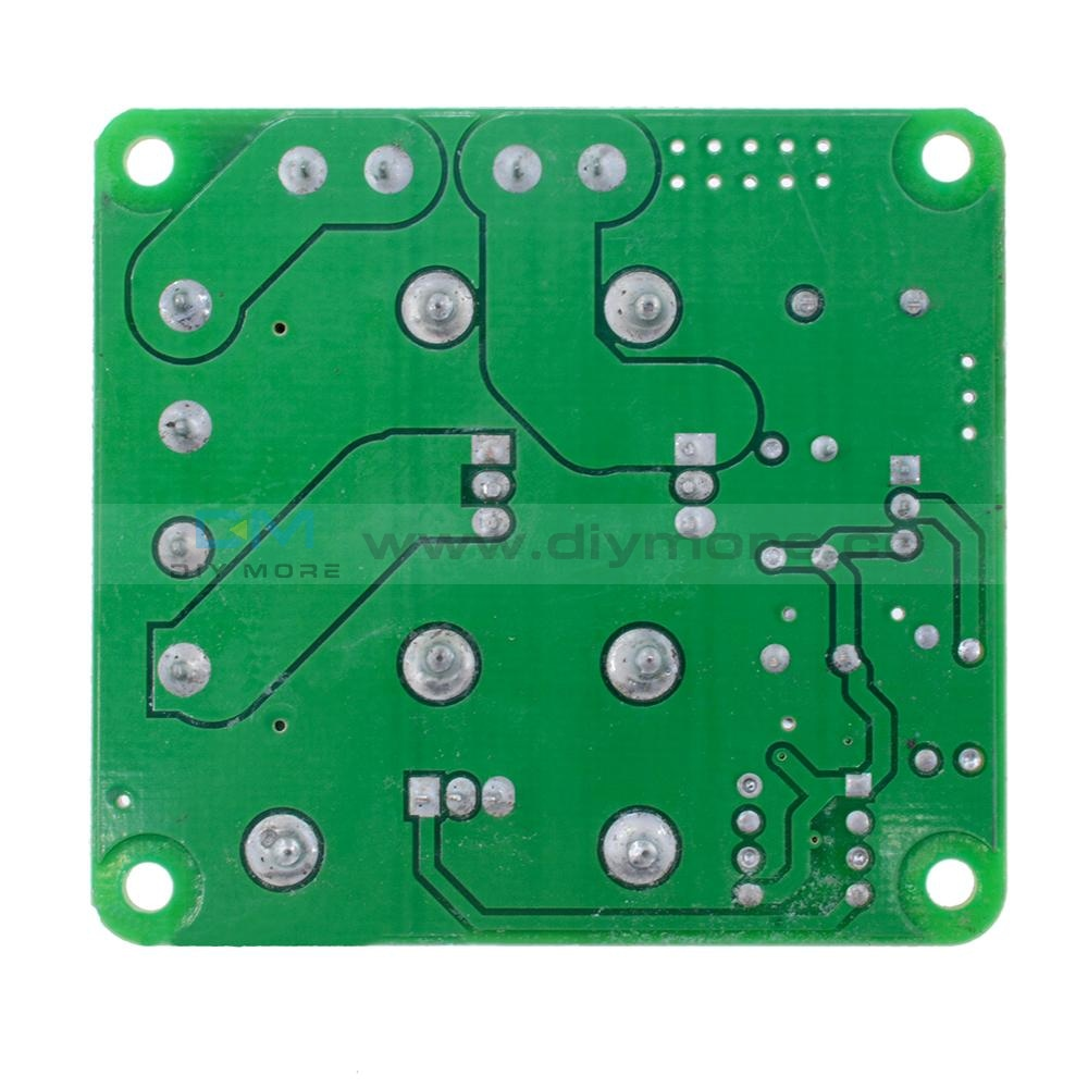 Pressure Regulating DC 6-90V 15A DC Motor Controller 0.01-1000W 16KHz PWM Variable Speed Control Generator Kit with Output Volt LED Display Universal DC Motor Speed Controller