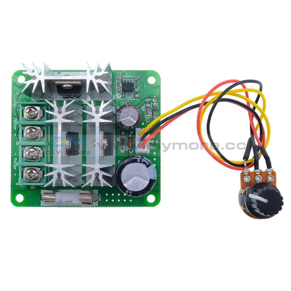 6-90V 15A Dc Motor Speed Controller Pulse Width Pwm Regulator Switch