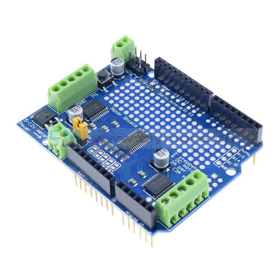 Motor/stepper/servo/robot Shield For Arduino I2C V2 Kit W/ Pwm Driver Top Motor Module