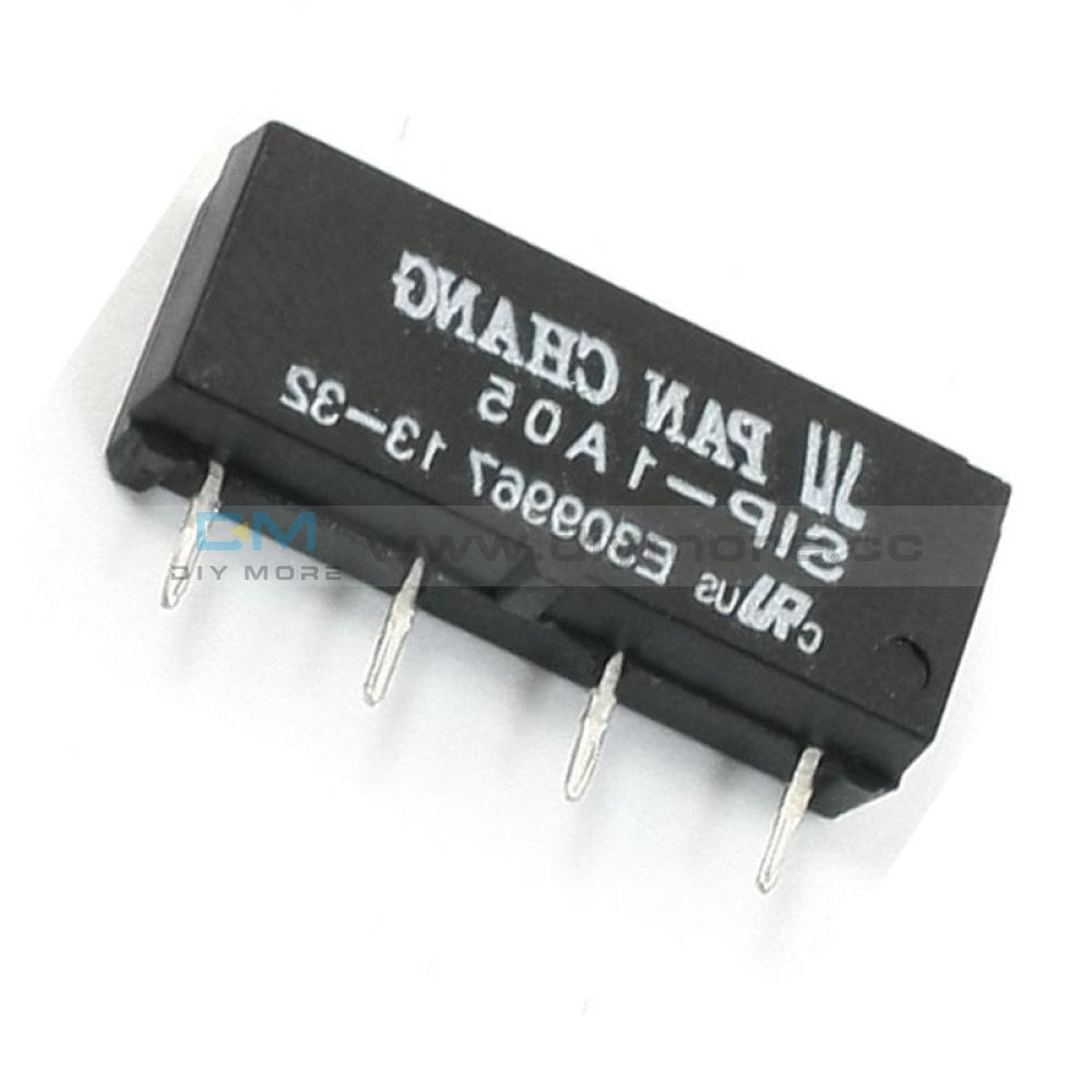 5Pcs 5V Relay Sip-1A05 Reed Switch For Pan Chang 4Pin Mo Module
