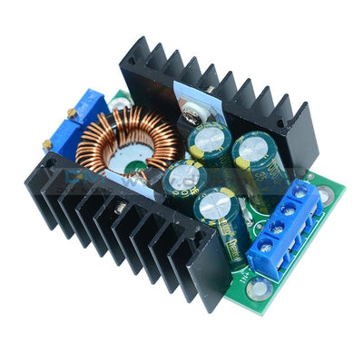 Dc Cc 8A 9A 280W Step Down Buck Converter 7-40V To 1.2-35V Xl4016 Power Module Module