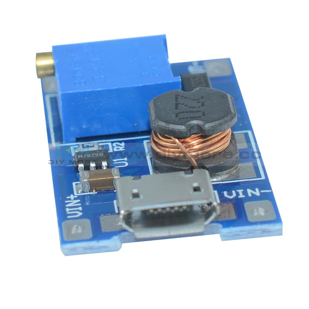 28V Replace XL6009 10pcs 2A booster board DC-DC step-up input 2//24V to 5//9//12