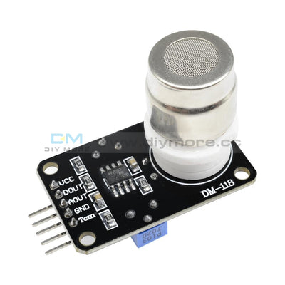 Dc 6V Co2 Carbon Dioxide Sensor Sensing Module Mg811 0-2V Voltage Output Lm393 Gas
