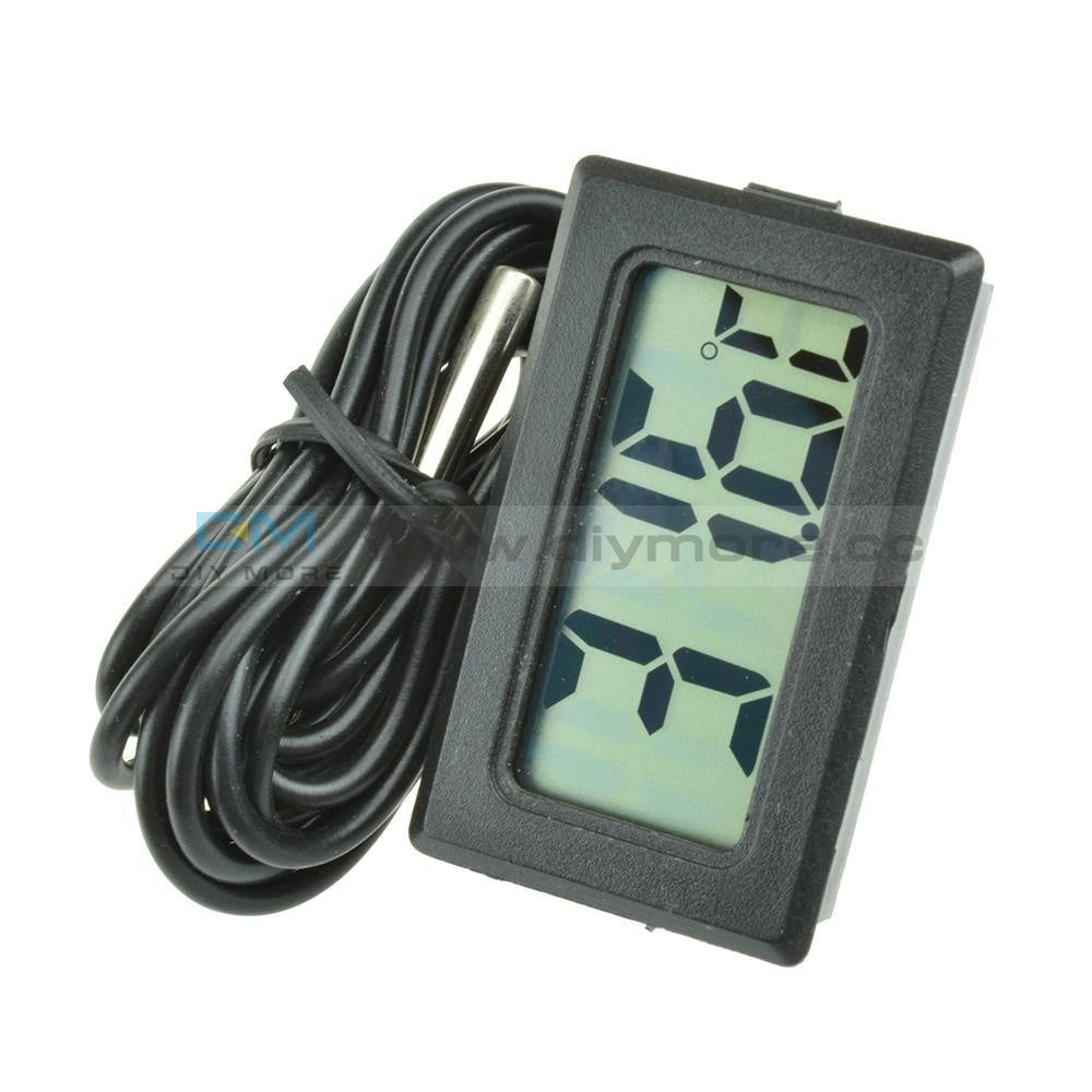 T110 Tpm-10 Digital Thermometer Temperature Meter With 2M Probe -50°C To 70°C Thermostat