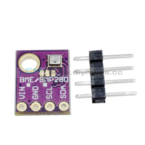 Gy-Bme280 High Precision Digital Sensor Breakout Barometric Pressure Temperature Humidity Module