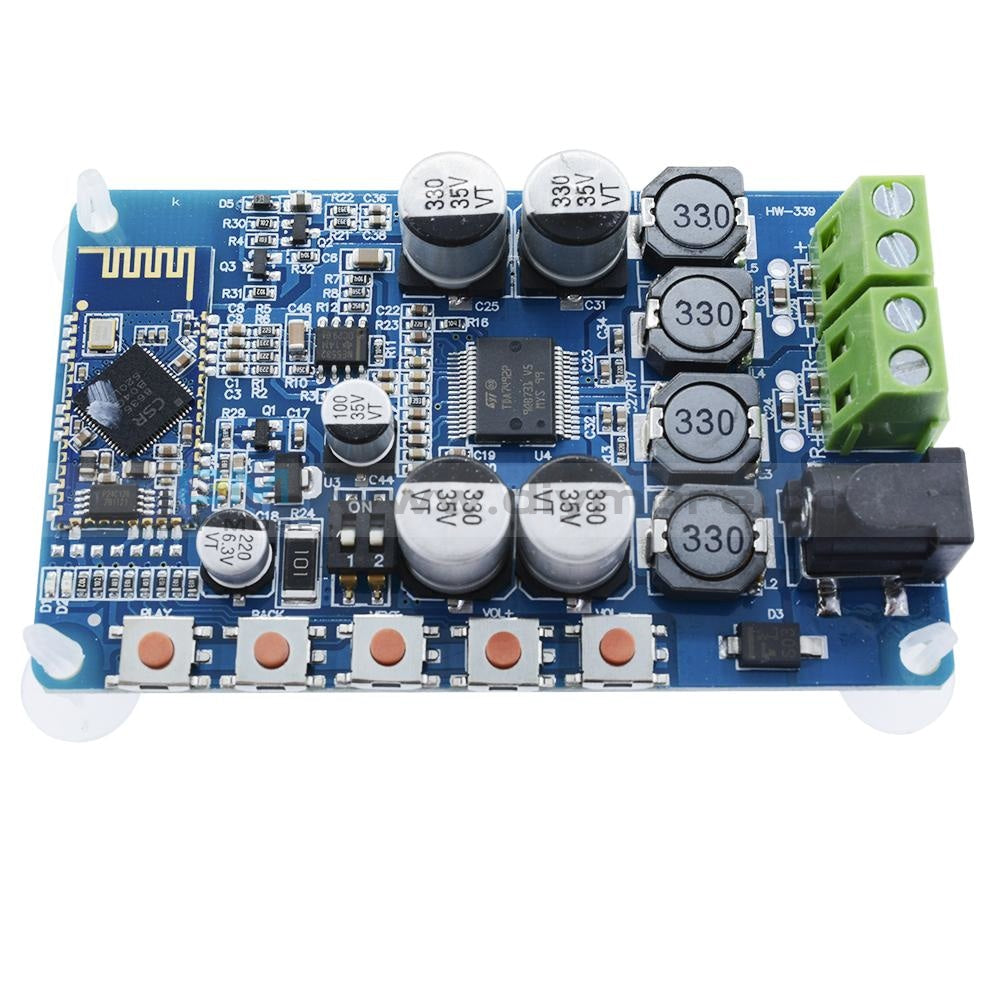 Pam8403 Mini Two-Channel Double Track Power Amplifier Volume Adjustment Module Board
