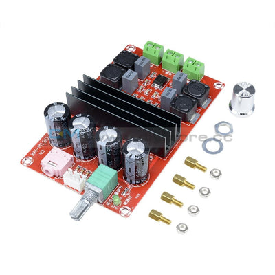 2*100W Tpa3116 D2 Dual Channel Digital Audio Amplifier Board 12V-24V For Arduino Tpa3116D2 Two