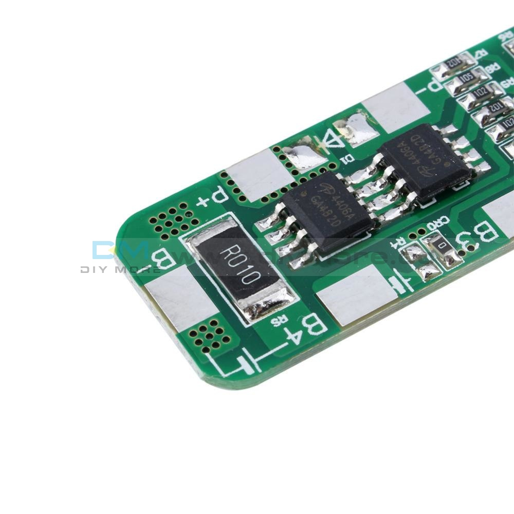 4A-5A Pcb Bms Protection Board For 3 Packs 18650 Li-Ion Lithium Battery Cell 3S Protection Board