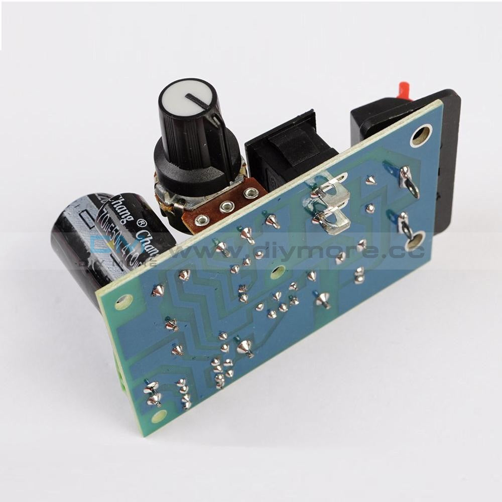 Lm317 Dc 5V-35V To 1.25V-30V Diy Kit Ac/dc Step Down Power Supply Module Buck Converter With Switch