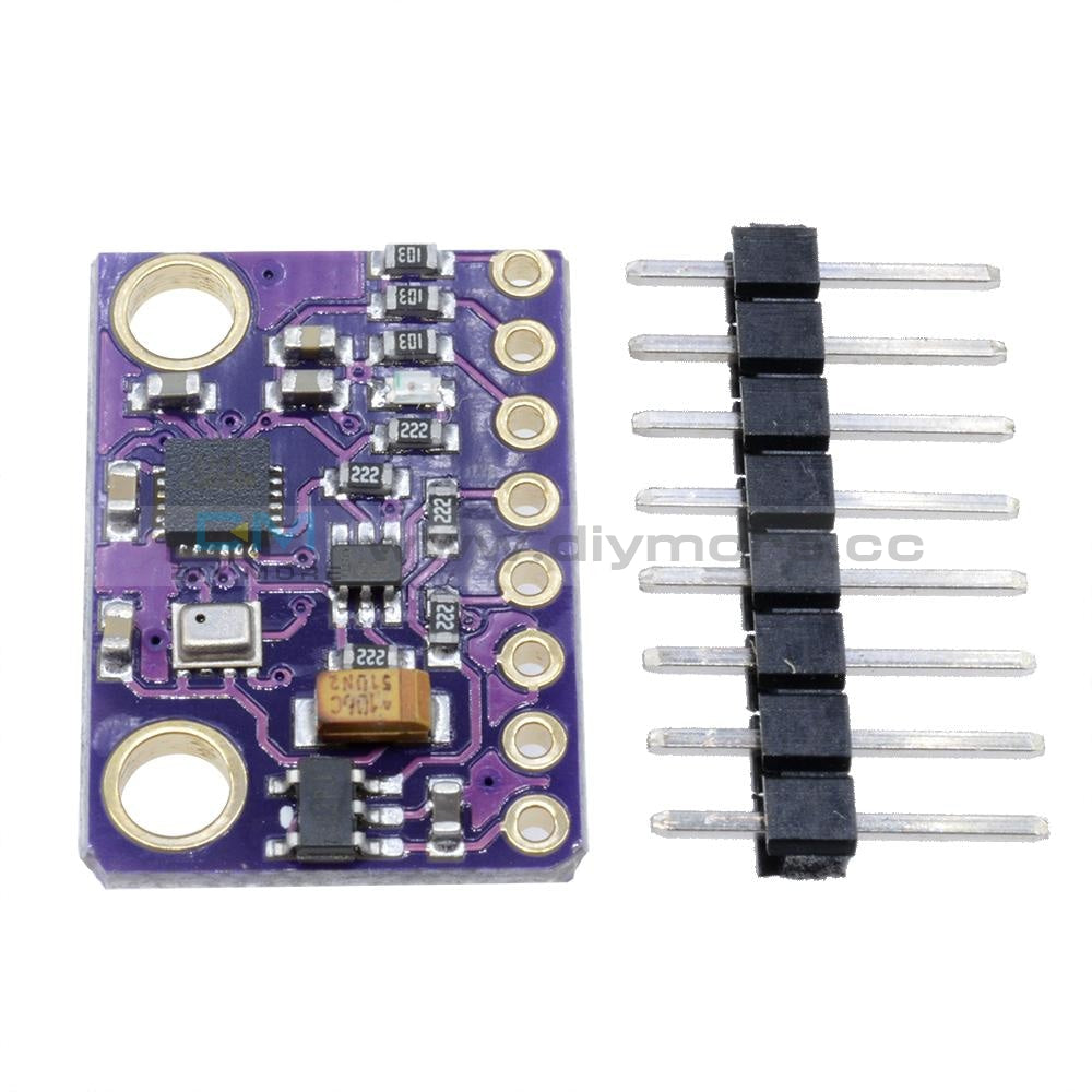 Mpu9250 Bmp280 10Dof Acceleration Gyroscope Compass Nine Shaft Gy-91 Sensor Interface Module