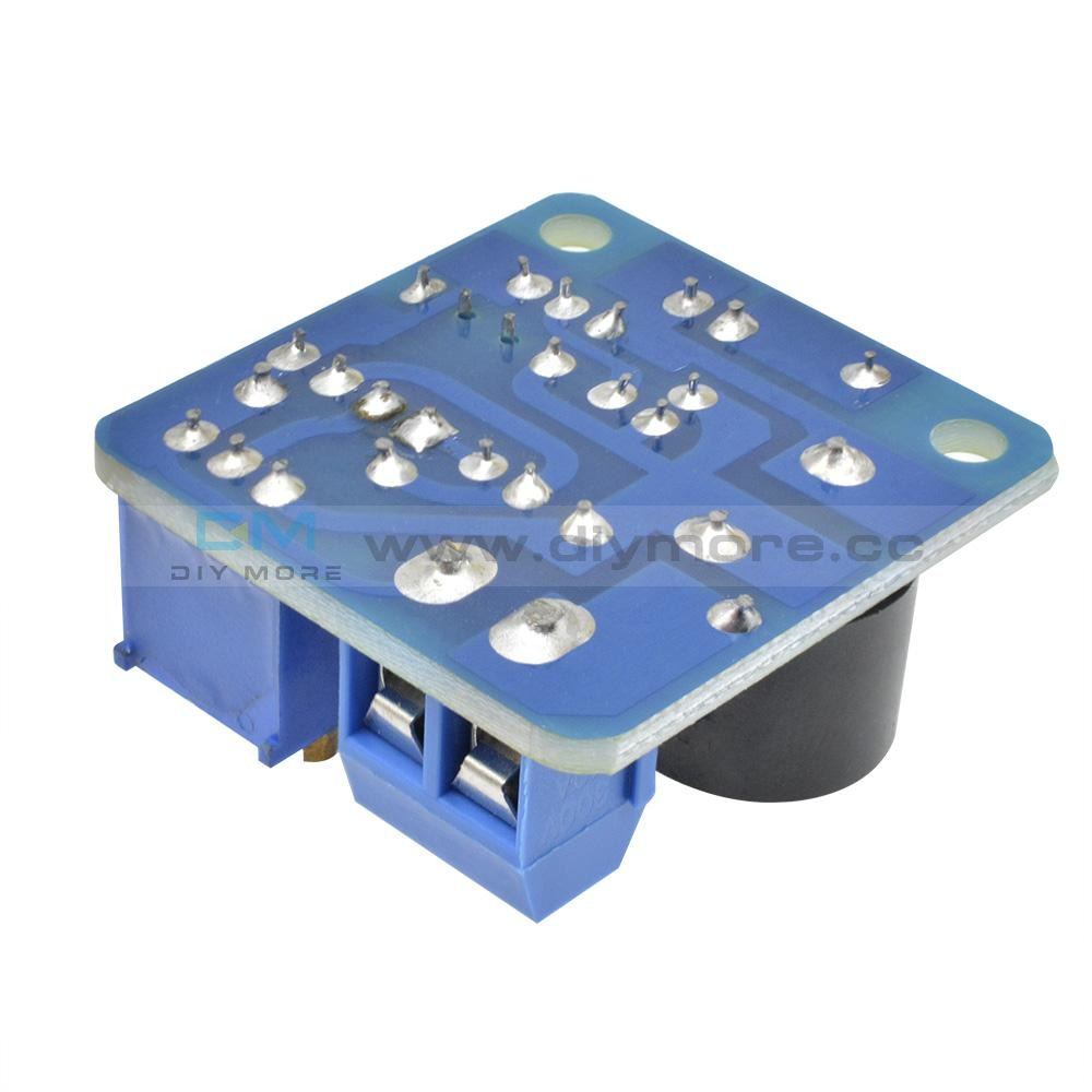 12V New Accumulator Sound Light Alarm Buzzer Prevent Over Discharge Controller Ultrasonic Sensor