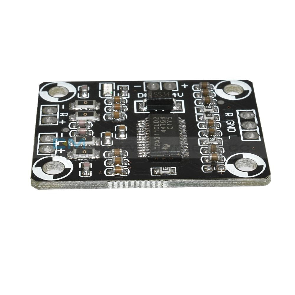 Tpa3110 2X15W Digital Audio Stere Amplifier Module Board Mini Binaural