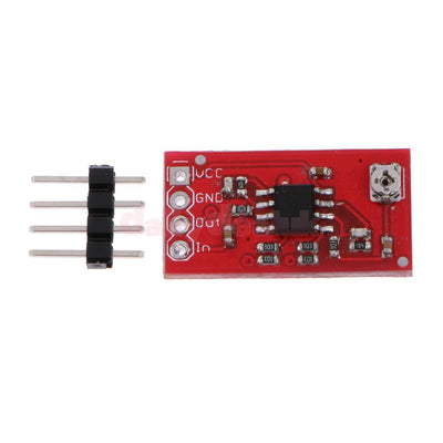 LMV358 Mini Digital 12V 100 Times Gain Signal Amplifier Module for Ardiuno