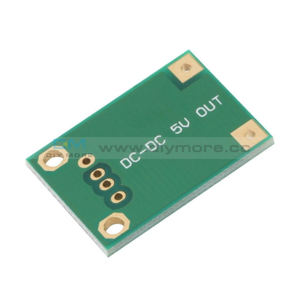 Dc-Dc Boost Converter Step Up Module 1-5V To 5V 500Ma 600Ma Max For Arduino