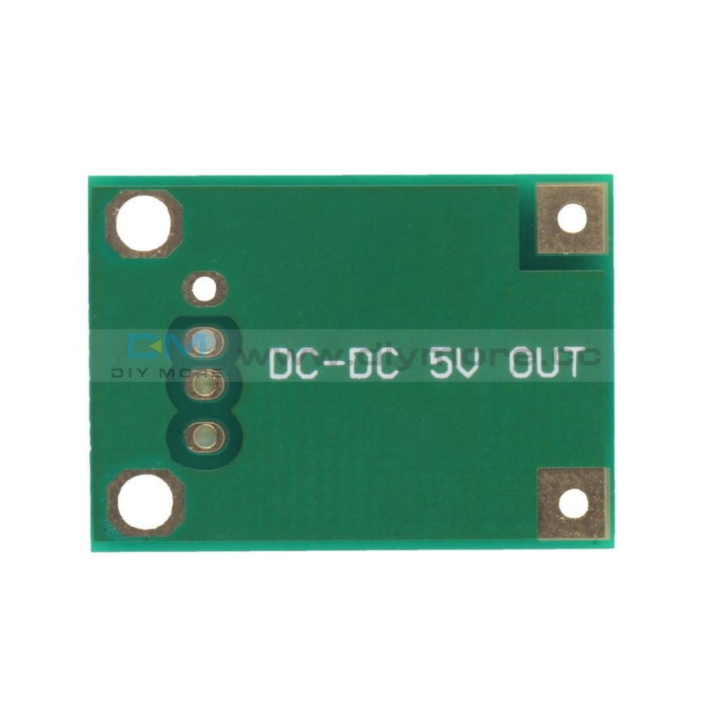 5Pcs Dc-Dc Boost Converter Step Up Module 1-5V To 5V 500Ma 600Ma Max For Arduino